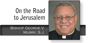 Bishop George V. Murry, S.J.