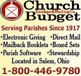 Church Budget Envelope & Mailing Co.